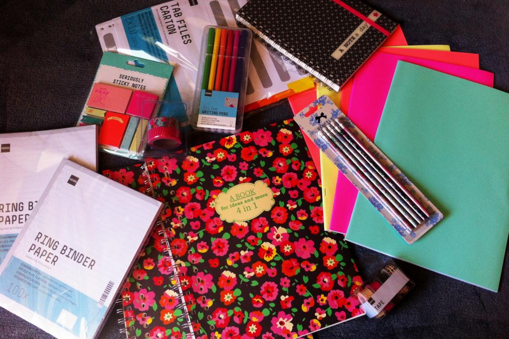 Back To School – Haul HEMA ♡