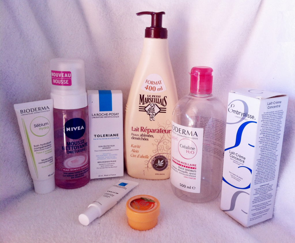 Les produits qui m'ont sauvé de Roaccutane/Curacné