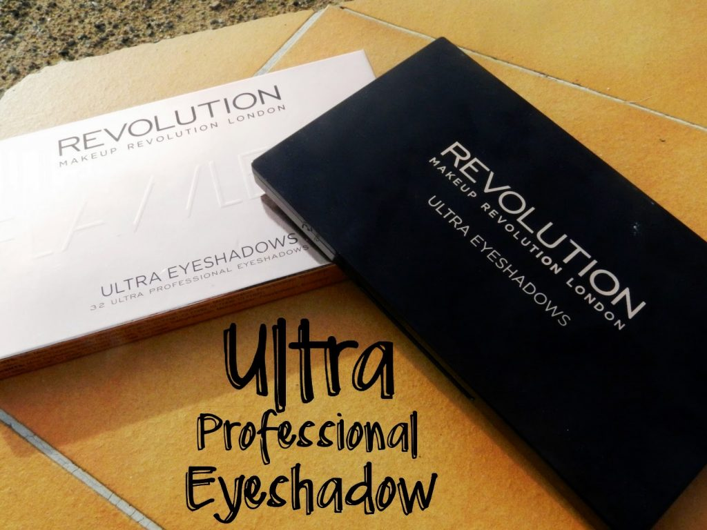 Ultra Professional Eyeshadow – Makeup Revolution