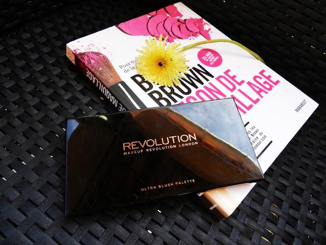 Ultra Blush & Contour Palette by Makeup Revolution