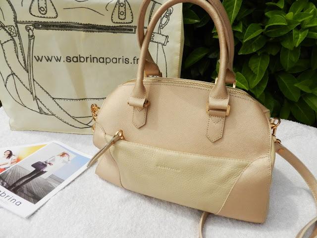 ♡ Mon premier sac Sabrina Paris ♡