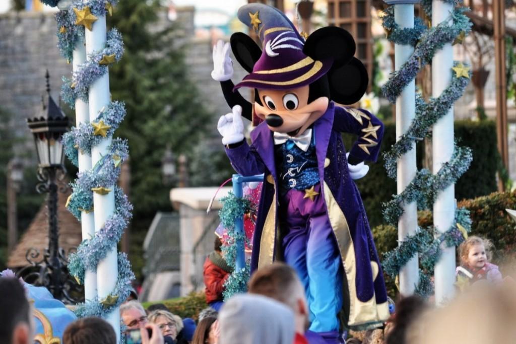 Jamais trop grand pour un Disneyland