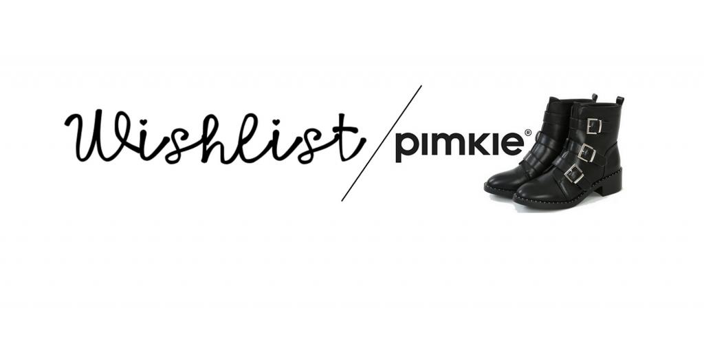 Wishlist Pimkie