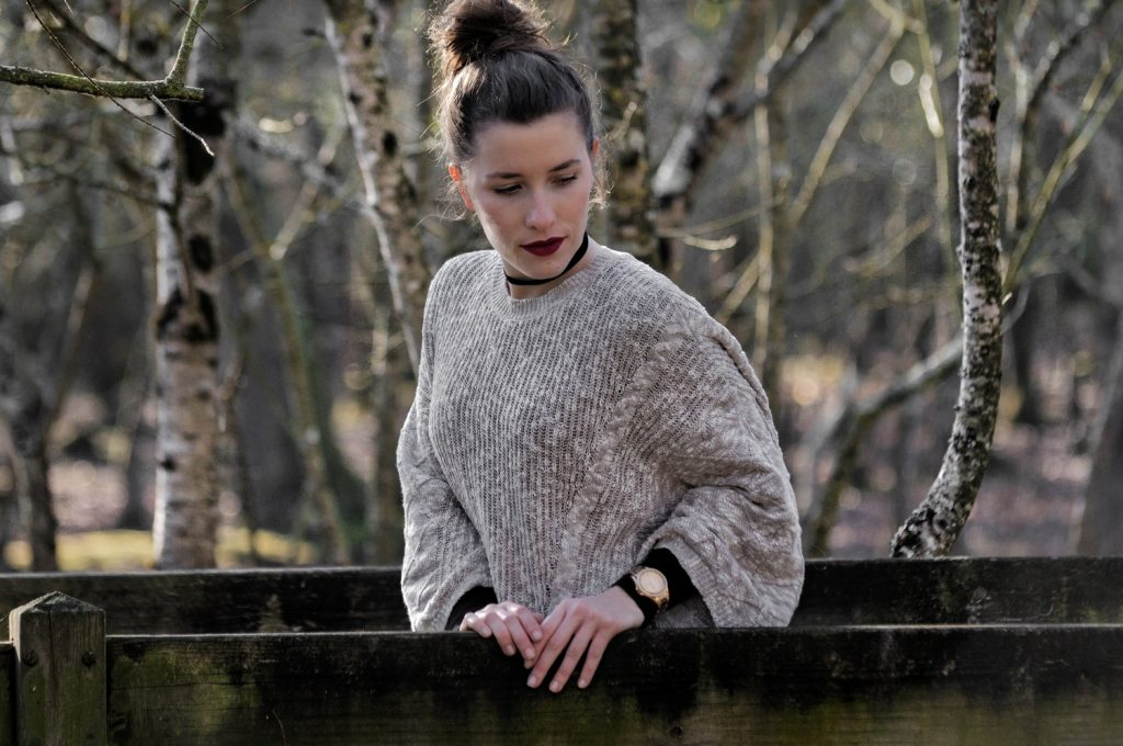 Le pull oversize
