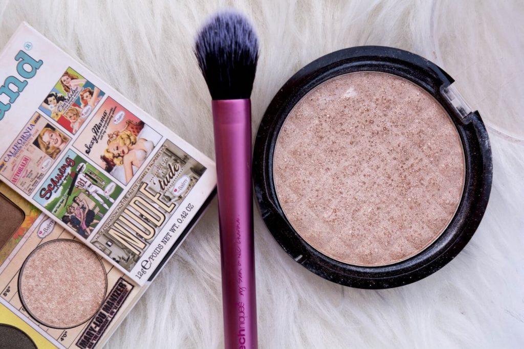Routine makeup pour les moments pressés