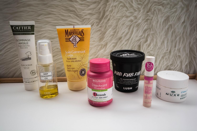 Sur le blog, je vous partage mon avis sur les produits que j'ai terminés - happinesscoco.com