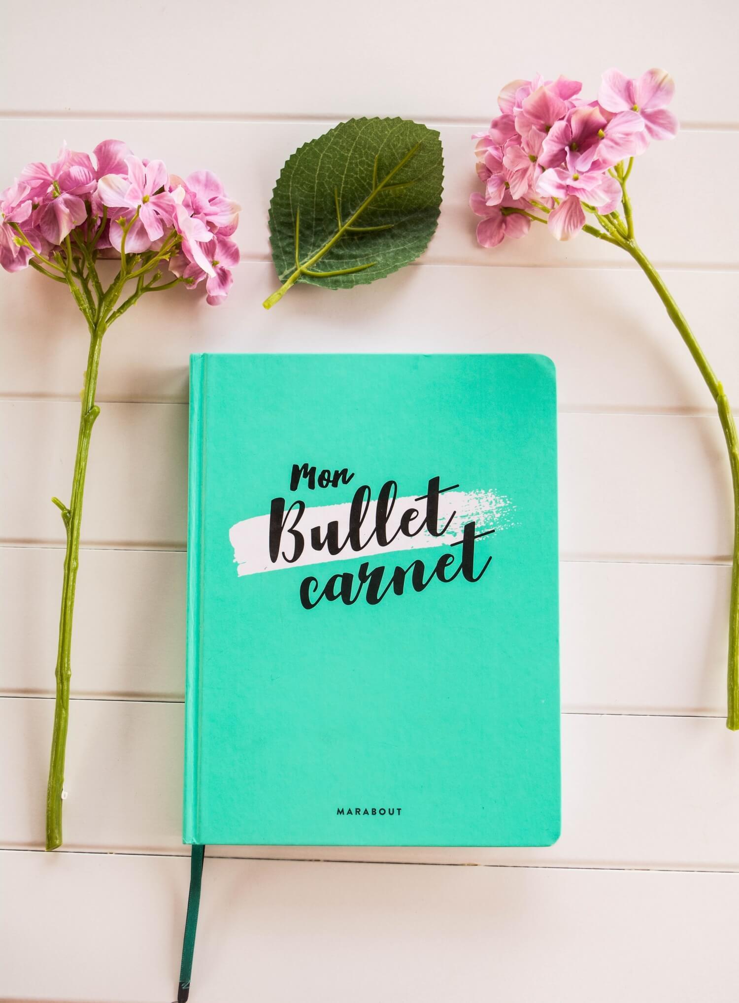 5 conseils pour un été productif : Voici à quoi ressemble mon Bullet Journal | happinesscoco.com