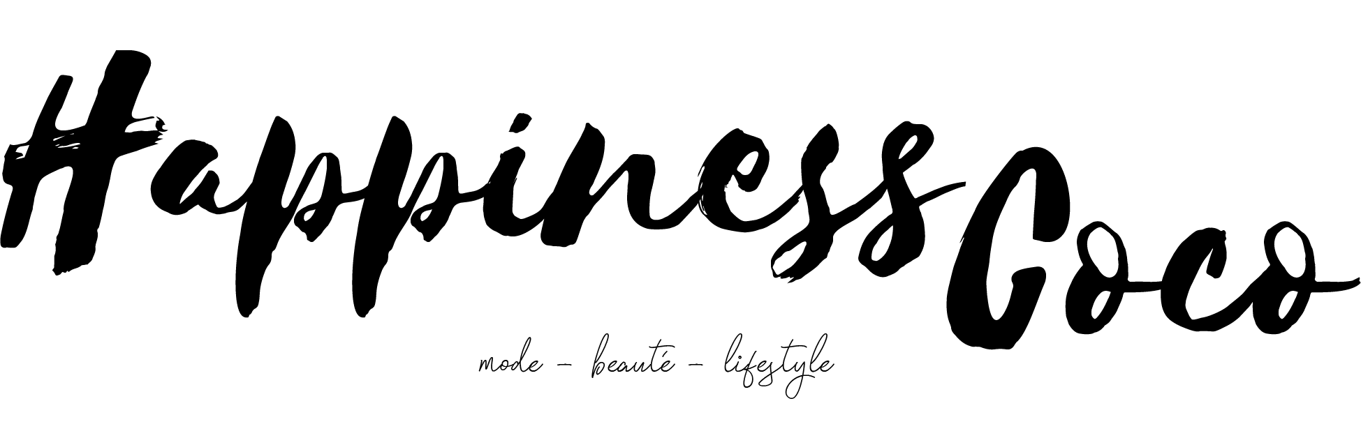 HappinessCoco – Blog corse, mode, beauté et lifestyle