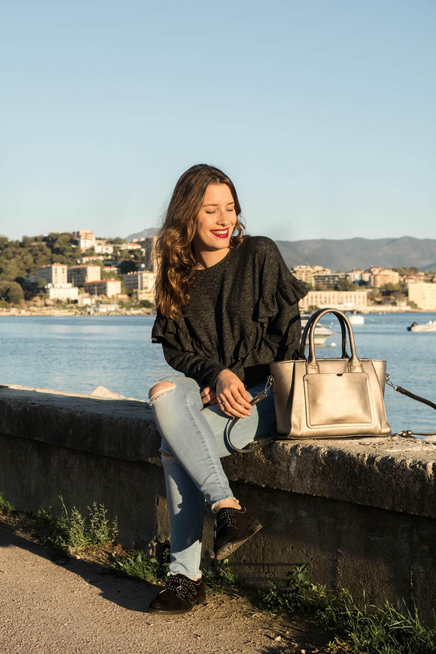 Pour l'automne, le pull Pimkie est de retour sur le blog | happinesscoco.com
