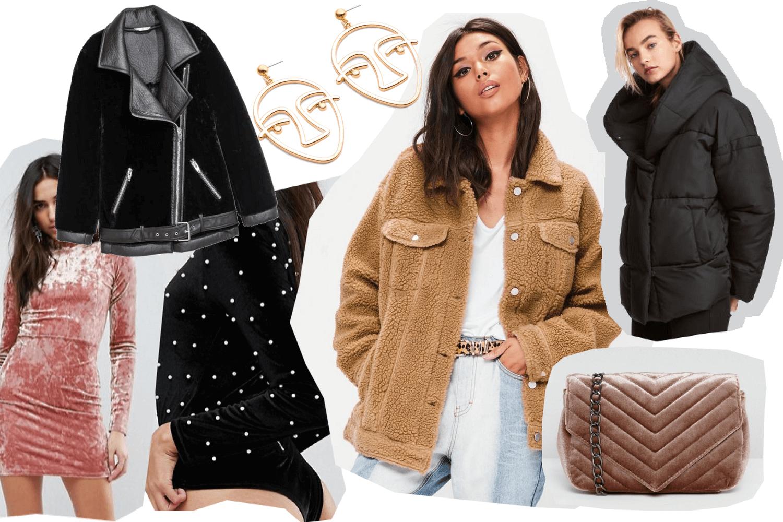 Ma sélection shopping des meilleures tendances automne/hiver 2017/2018