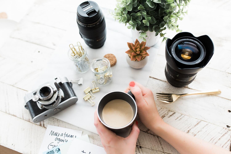 Mes résolutions et mes objectifs de blogueuse et youtubeuse pour 2018 | happinesscoco.com