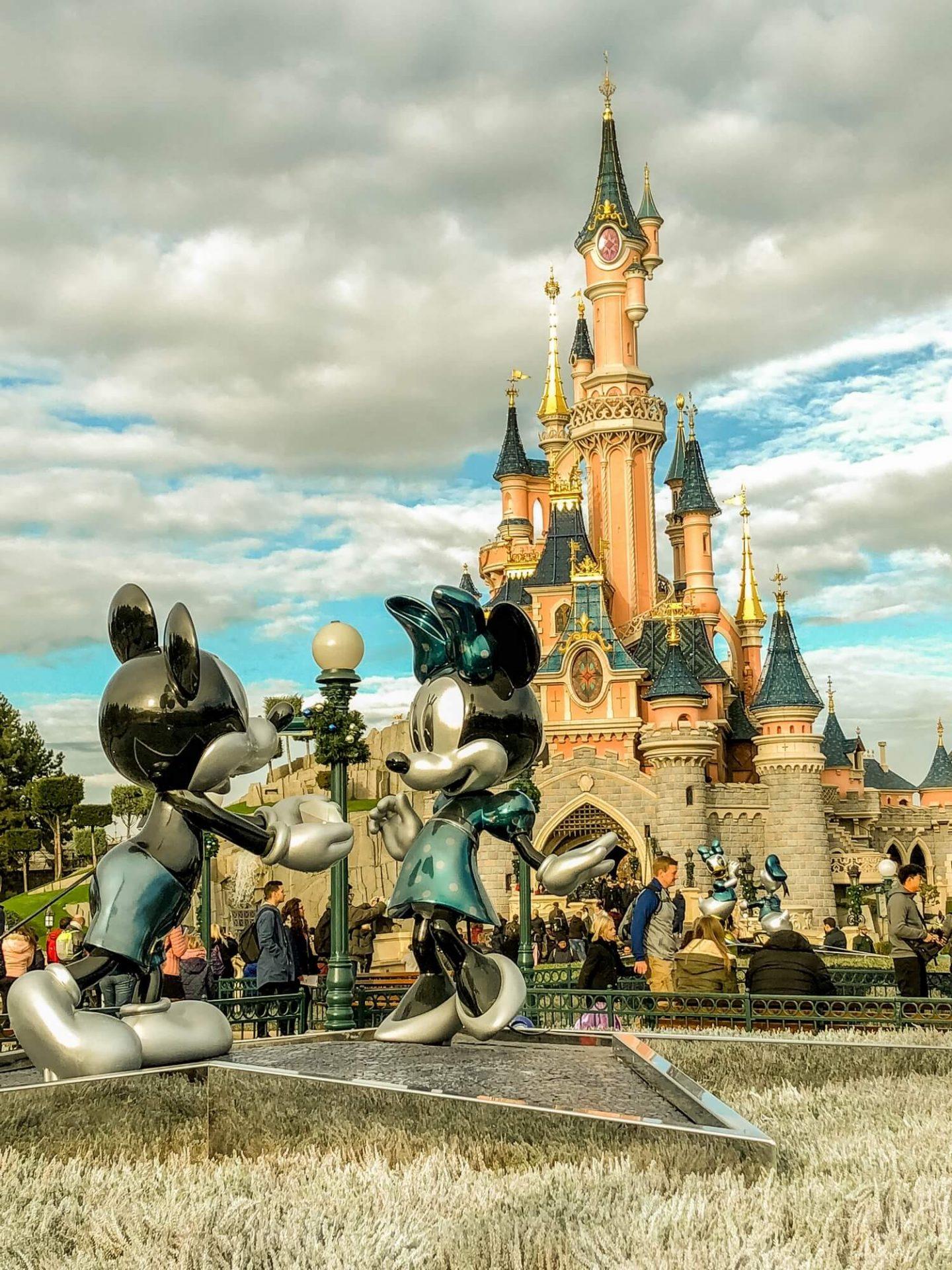 Un noël à Disneyland Paris