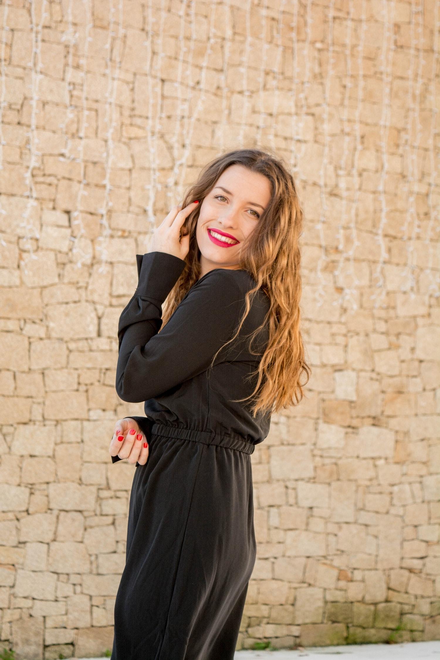Ma tenue pour les fêtes de fin d'année, noël et le nouvel an + une big sélection de robes et combis sur Asos | happinesscoco.com