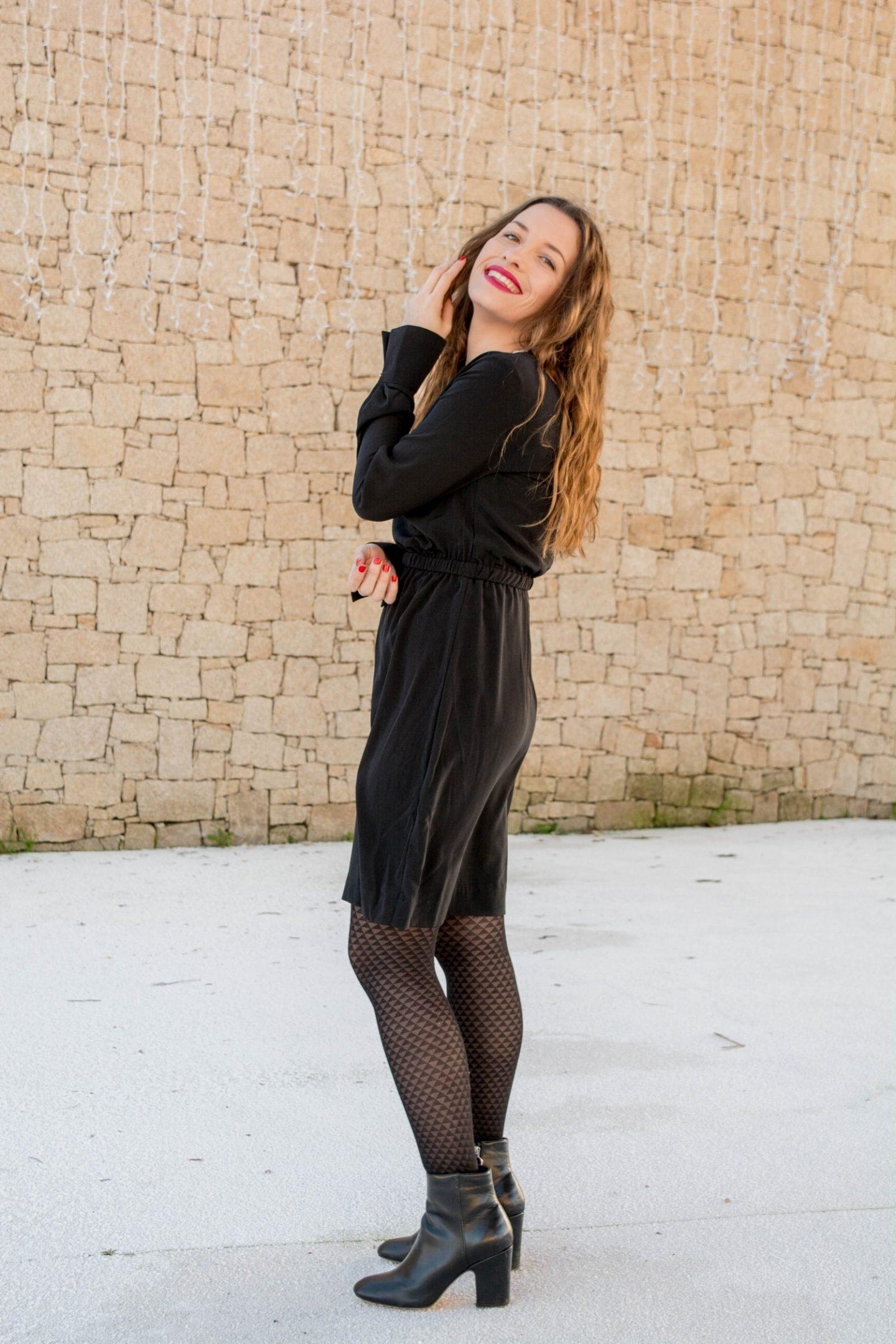 La petite robe noire pour les fêtes + sélection Asos