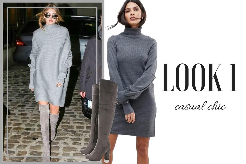 Get the look (inspiration tenue de star) en soldes | happinesscoco.com