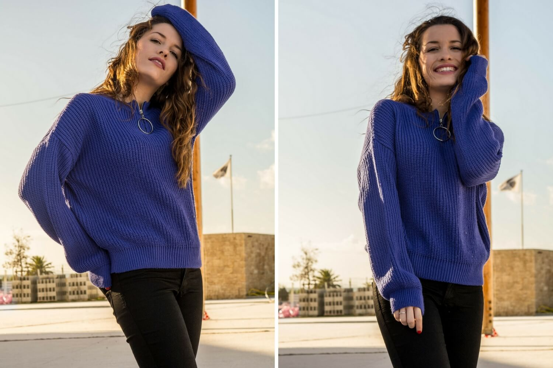 Pour ce début du mois de janvier je vous présente mon manteau favoris de l'hiver qui vient de chez MissGuided | happinesscoco.com