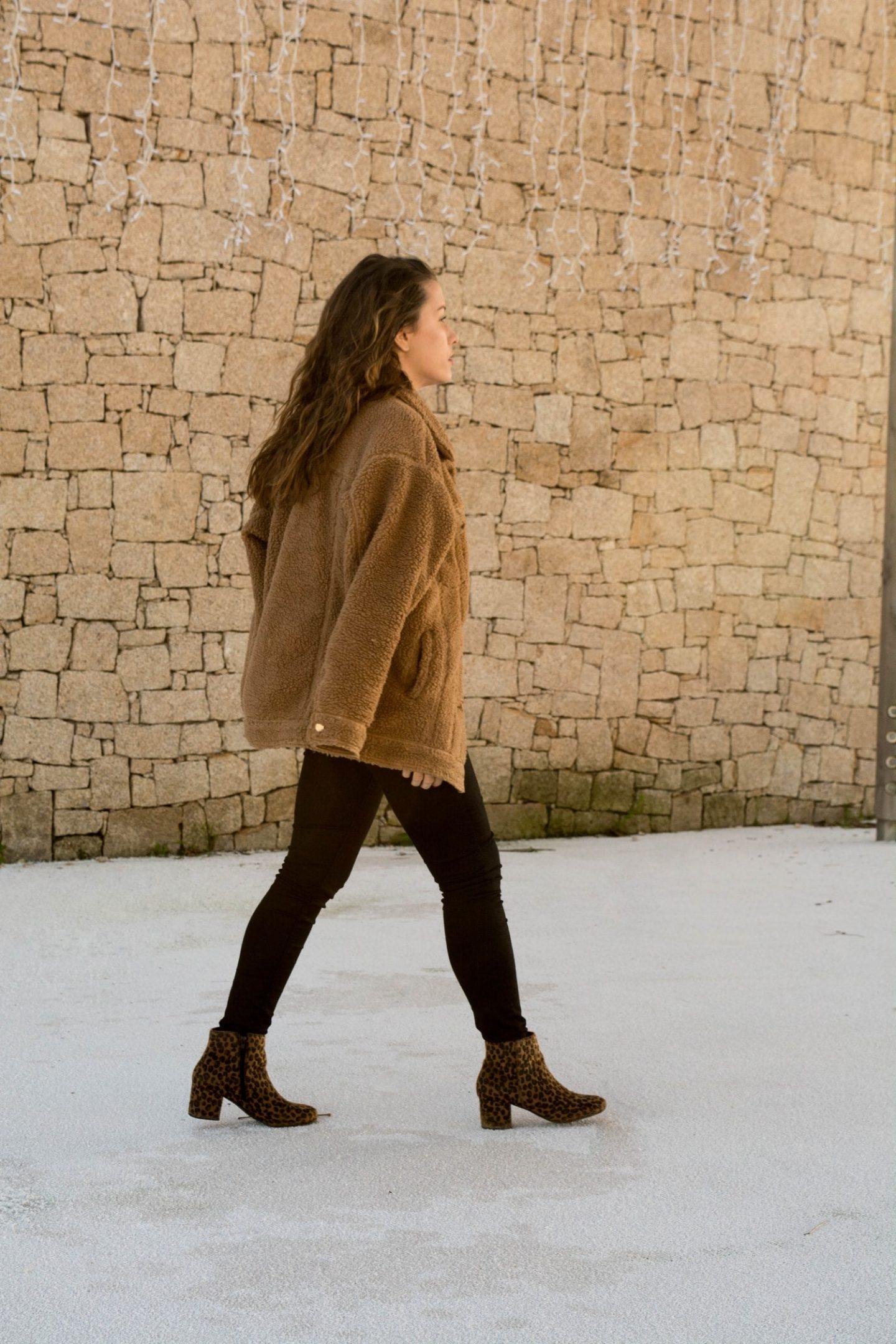 Mon manteau de l'hiver