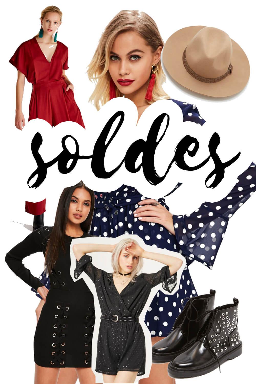 Sélections Soldes – Hiver 2018
