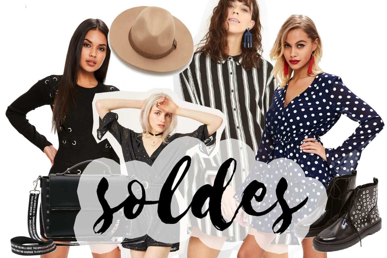 Sélections pour les soldes d'hiver 2018 (par e-shop) - mode, beauté, lifestyle, random | happinesscoco.com
