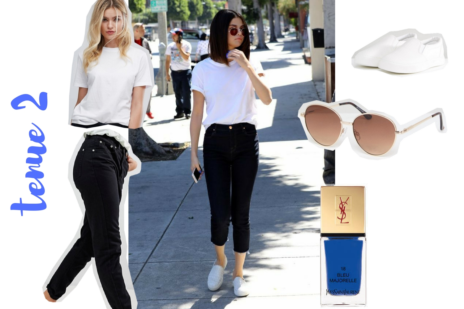 Get the look Selena Gomez tenue 2