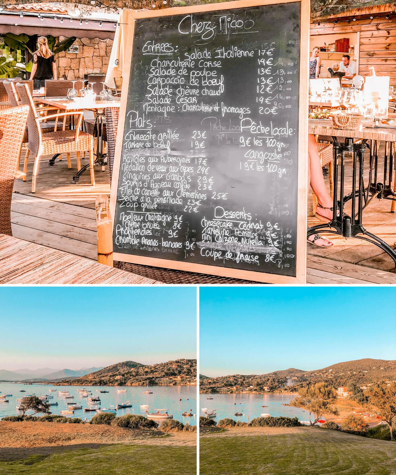 Où manger en Corse pour goûter ? Adresses testées et approuvées | happinesscoco.com