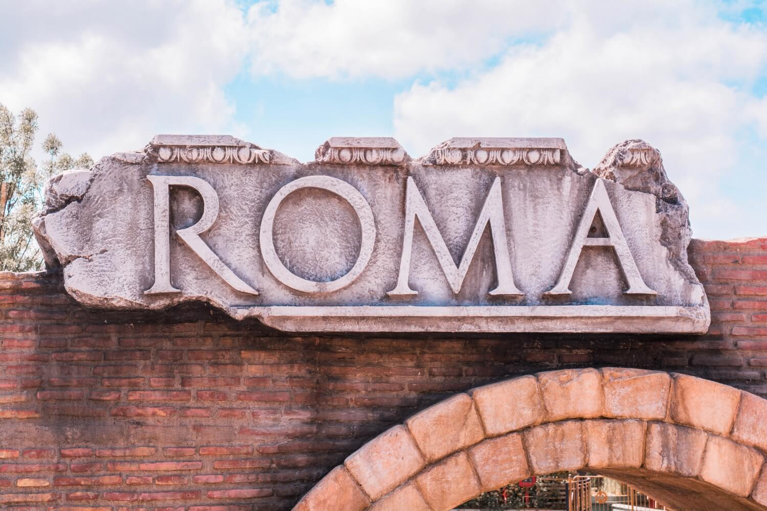 Mon avis sur le parc d'attractions CineCittà World à Rome en Italie | happinesscoco.com