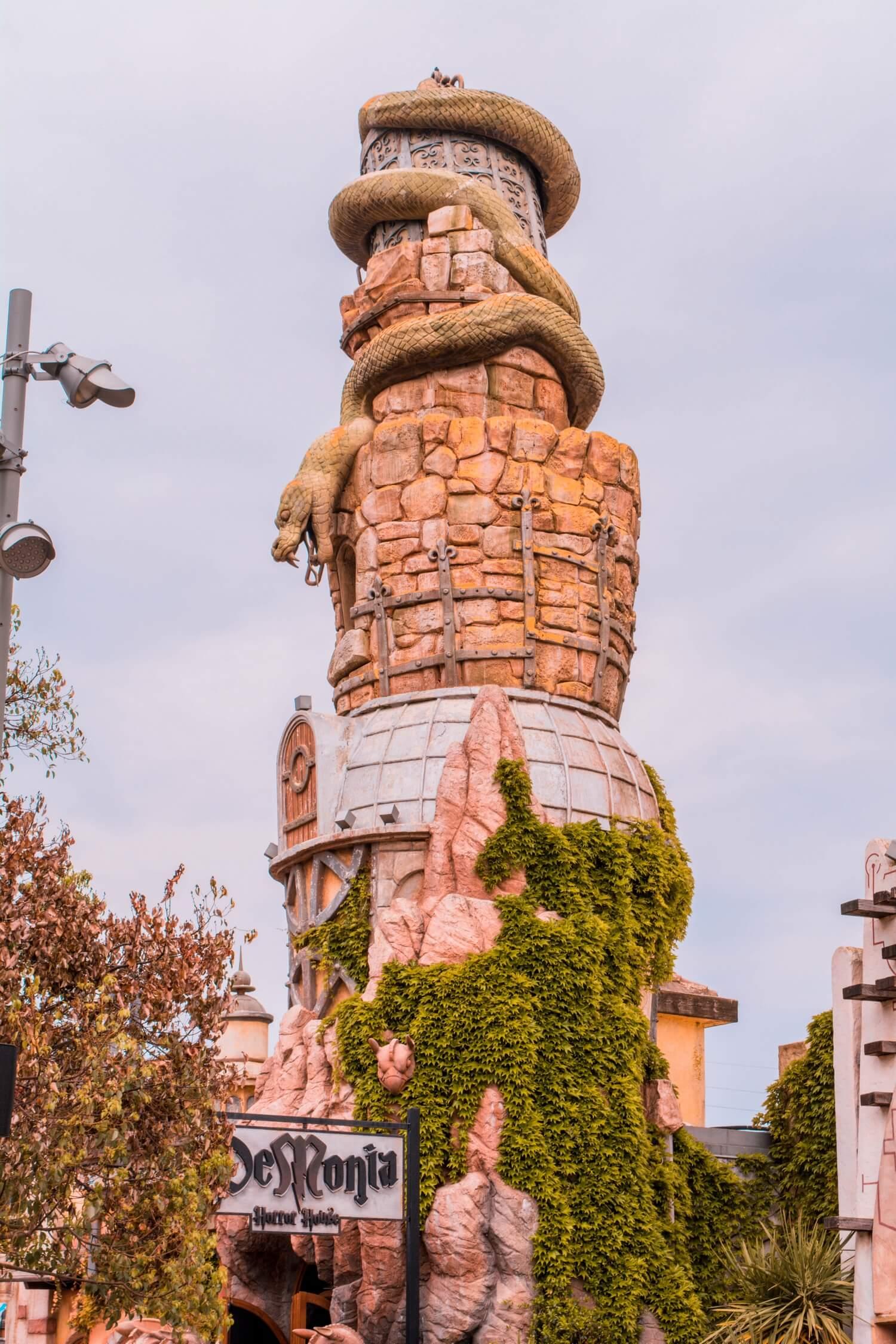 Mon avis sur le parc d'attractions Rainbow MagicLand à Rome | happinesscoco.com