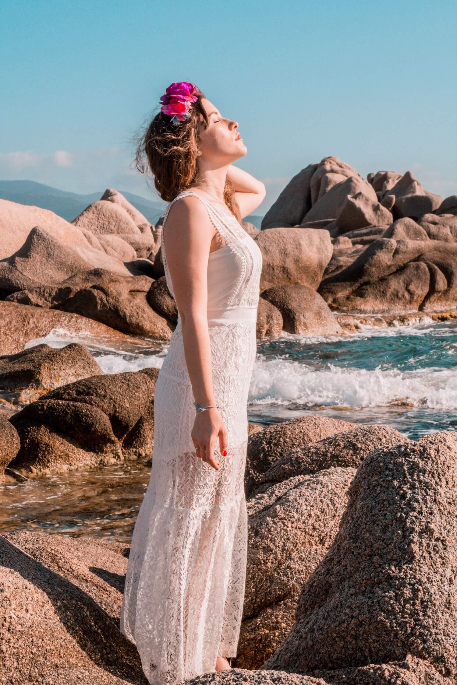 Inspiration, tenue, look et sélection pour la saison mariage | happinesscoco.com