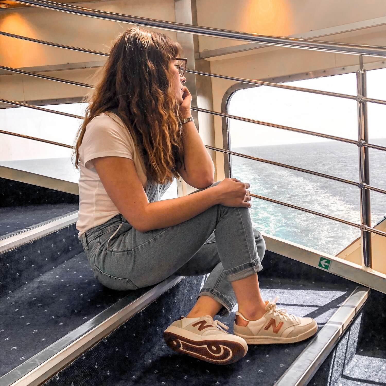 Tenue confortable pour voyager | happinesscoco.com
