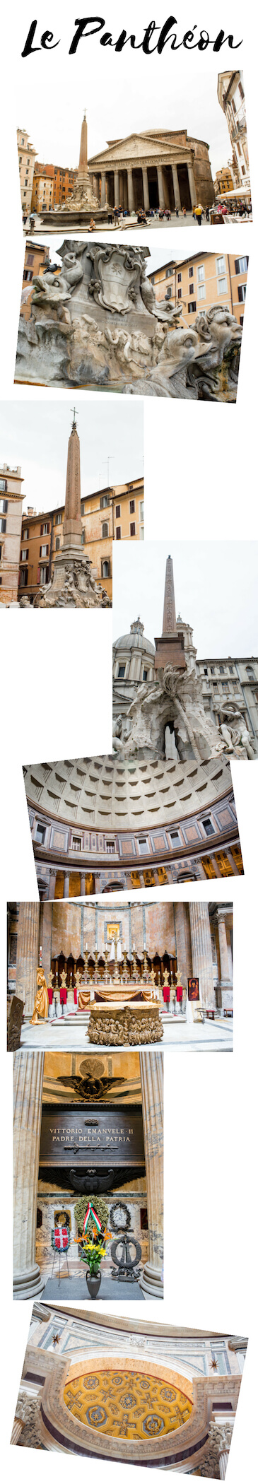 City guide : 7 jours à Rome | happinesscoco.com