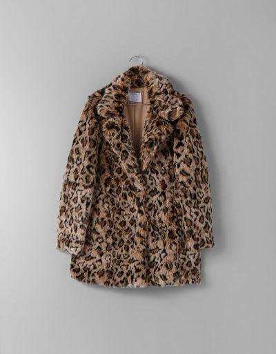 Berska manteau léopard