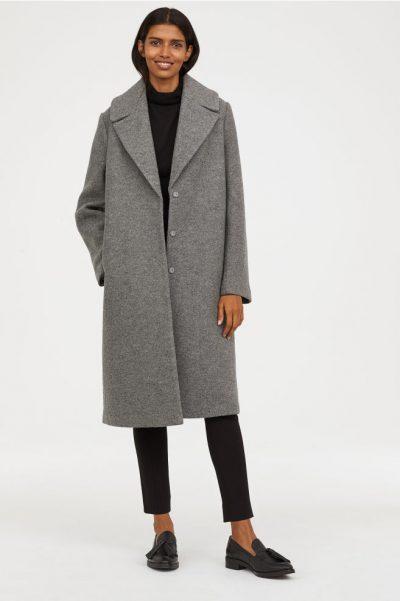 h&m Manteau en laine