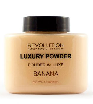 Makeup Revolution – Luxury Banana Powder