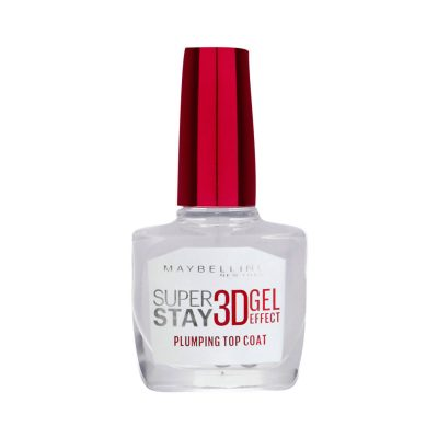 Maybelline top coat effet gel 3D