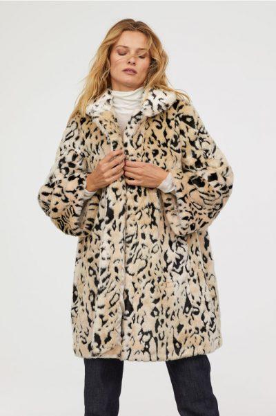 h&m Manteau avec col