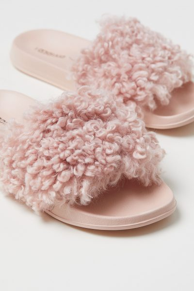 h&m Chaussons