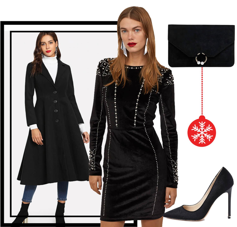 4 tenues pour les fêtes de noël et du nouvel an - happinesscoco.com
