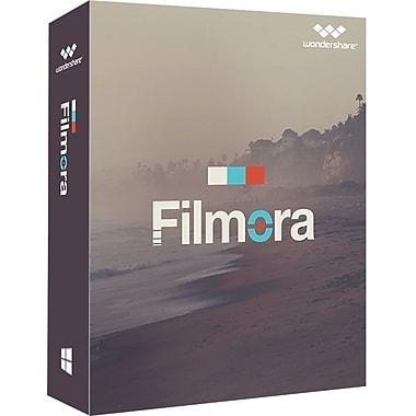 Abonnement au logiciel de montage vidéo Wondershare Filmora