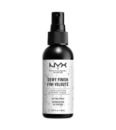 MaquiBeauty Nyx Professional Makeup – Makeup Setting Spray Dewy Finish