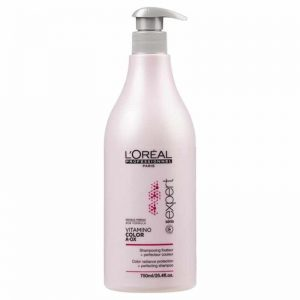 ProContactCorse Shampooing VITAMINO COLOR A-OX « chev.colorés » l'Oréal 1500ml