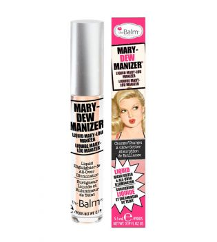 The Balm – Liquid Highlighter Mary-Dew Manizer