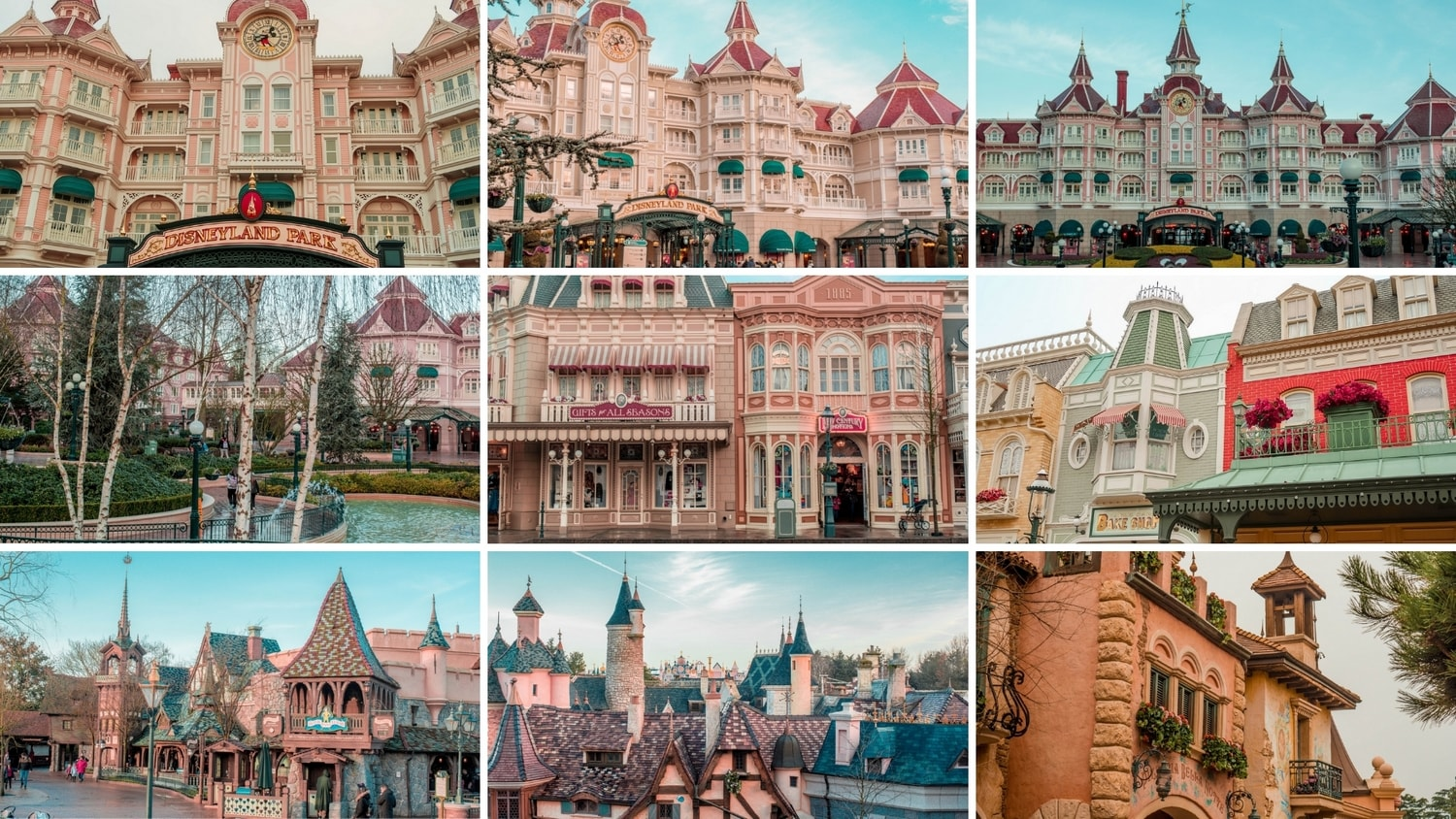 City Guide 4 jours à Disneyland Paris - happinesscoco.com