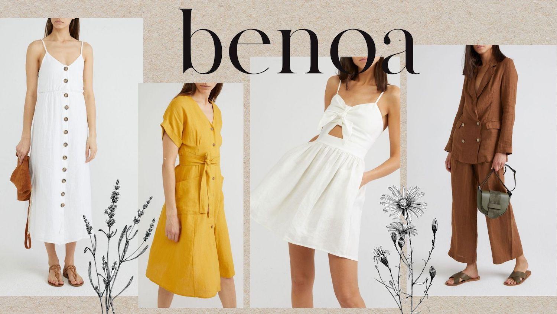 La mode et la Corse je vous présente la marque Benoa - happinesscoco.com