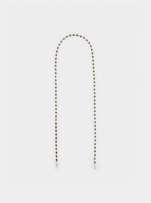 Parfois Chaîne Lunettes Perles Fantaisie