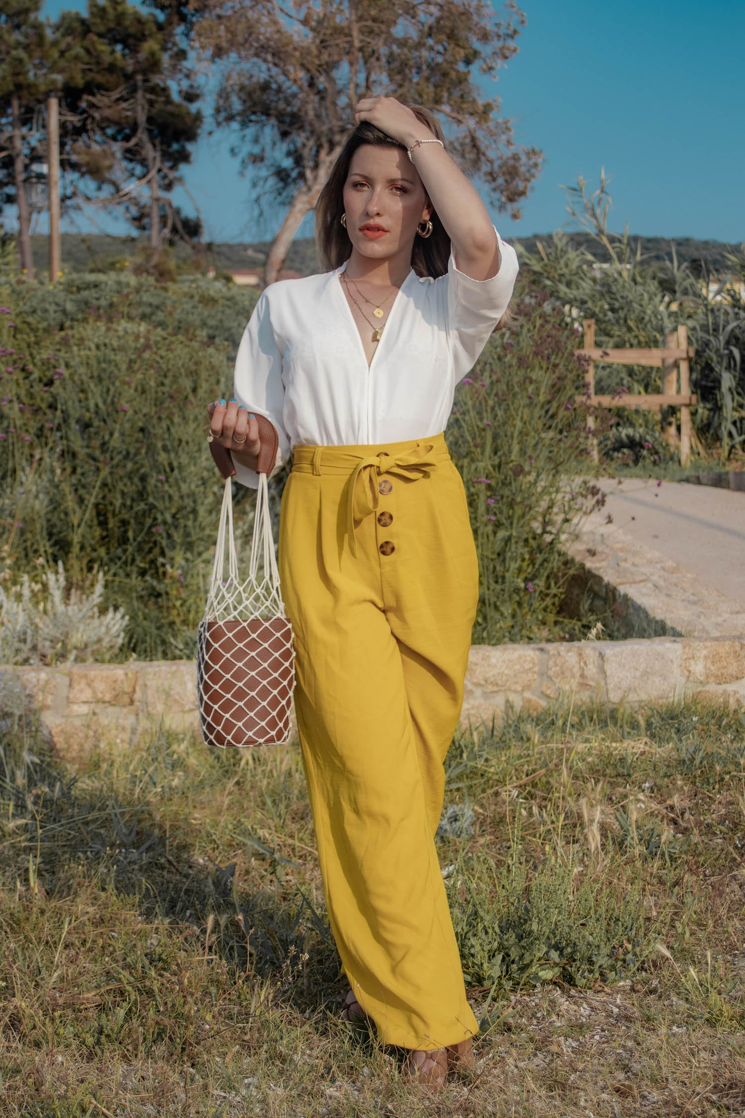 Comment porter le pantalon palazzo ? Conseils et sélection shopping - happinesscoco.com