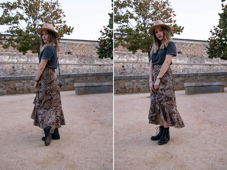 Comment porter la jupe midi léopard ? - happinesscoco.com