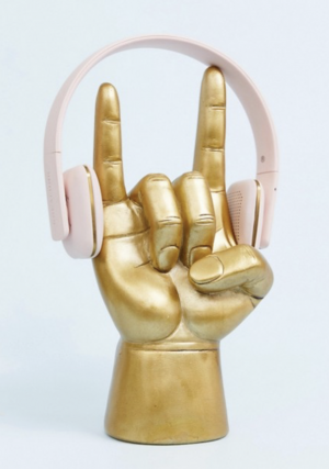 ASOS Luckies – Rock on – Support de casque