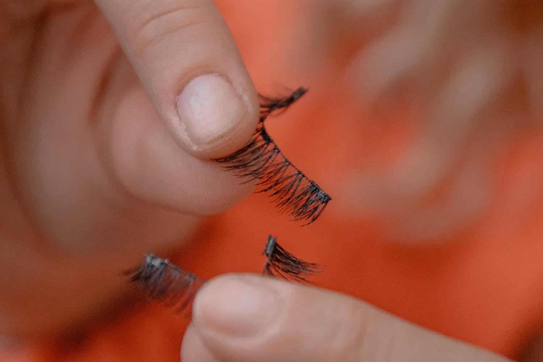 J'ai testé les faux cils magnétiques et l'eye-liner magnétique de chez Magnetic SL - happinesscoco.com