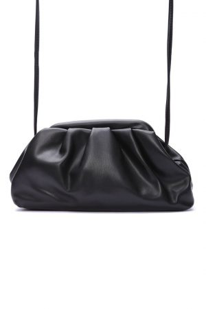 Fashion Nova Call The Doctor Crossbody Bag – Black