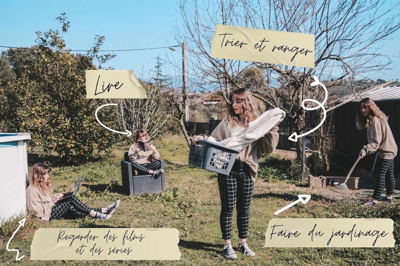 20 activités à faire à la maison pendant le confinement - HappinessCoco.com